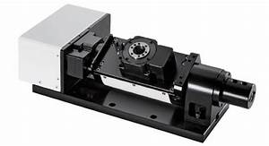 Two-axis rotary assembly provides fast micromachining ...