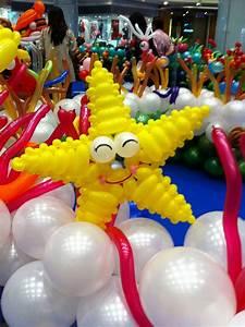 Balloon Starfish Sculpture THAT Balloons