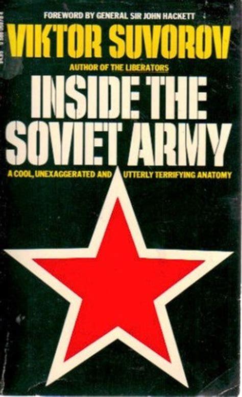 soviet army  viktor suvorov reviews discussion bookclubs lists