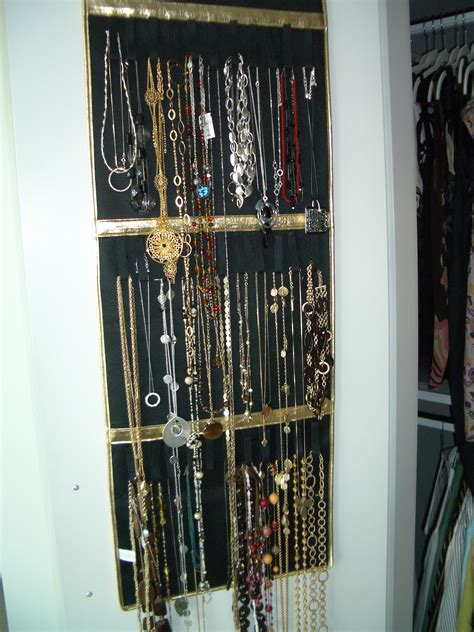 Vertical Jewelry Organizing   Professional Organizer