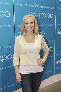 Happy Birthday To Leigh-Allyn Baker April 3, 2014