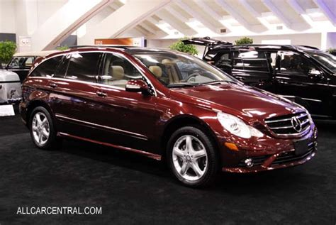 Mercedes-benz R 350 L. Photos And Comments. Www.picautos.com