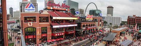 Budweiser Brew House Deck Menu by Ballpark St Louis Sports Anchored Entertainment