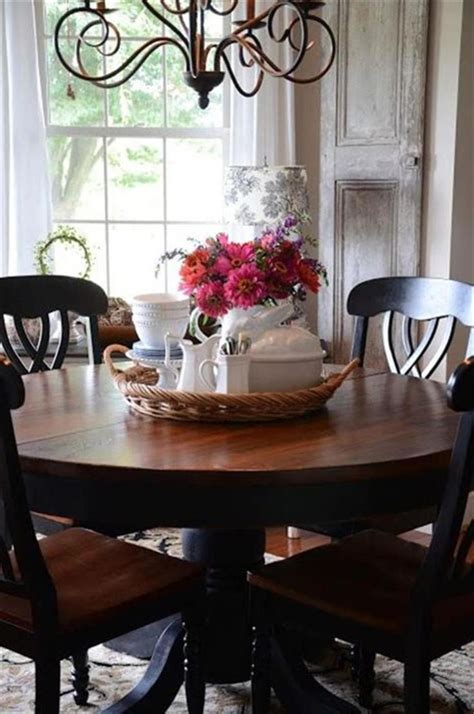 fabulous small dining room table decorating ideas