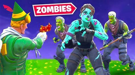 fortnite zombies horde custom gamemode youtube