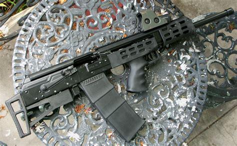 Bullpup Saiga Shotgun -the Firearm Blog