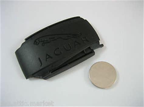 Jaguar Smart Key Remote Replacement Bottom Case Backing