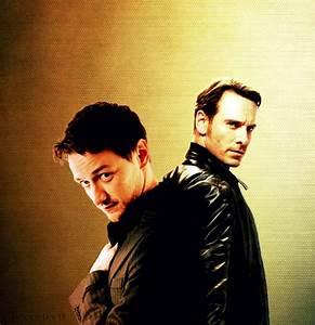 McBender! - James McAvoy and Michael Fassbender Fan Art ...