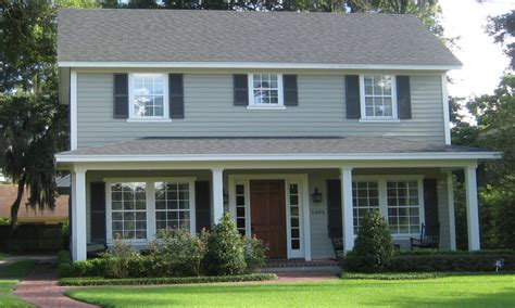 home exterior siding color combinations