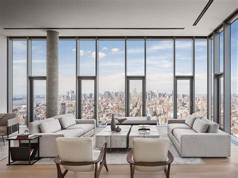 Iconic, New Luxury Condos for Sale in NYC — 56 Leonard