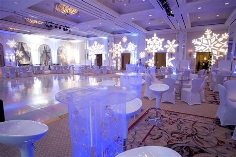 winter party decorations  elegant holiday party
