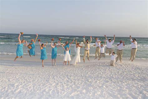 weddings destin fl destin florida barefoot wedding barefoot weddings
