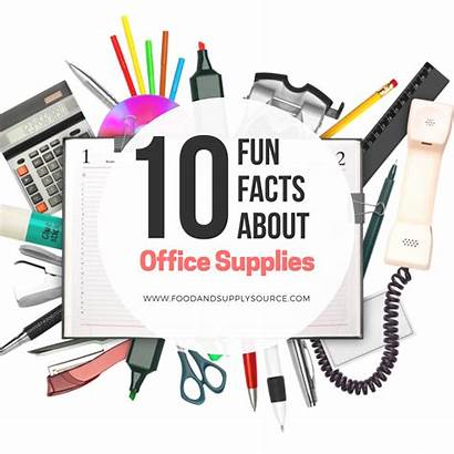 Office Fun Supplies Facts Supply