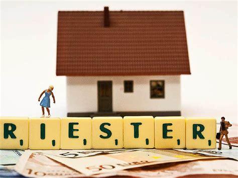 Altersvorsorge Bestnoten Fuer Wohn Riester by Geld Finanzen Altersvorsorge So Funktioniert Das Wohn