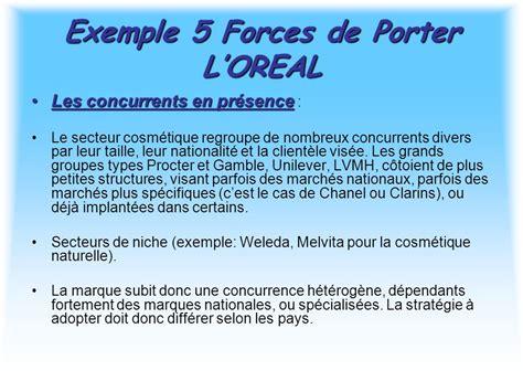 5 forces de porter exemple sommaire avant propos introduction d 233 finitions bp introduction bp bien commencer bp