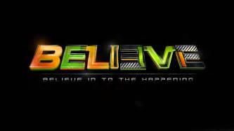 HD wallpapers believe wallpaper hd