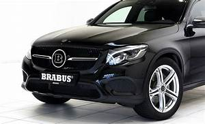 Mercedes Benz Glc Versions : mercedes benz glc glc coupe by brabus are more appealing and powerful carz tuning ~ Maxctalentgroup.com Avis de Voitures