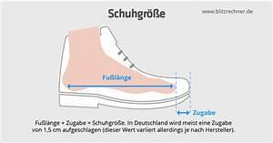 Cm In Zoll Berechnen : schuhgr e in cm umrechner fu l nge schuhgr en ~ Themetempest.com Abrechnung