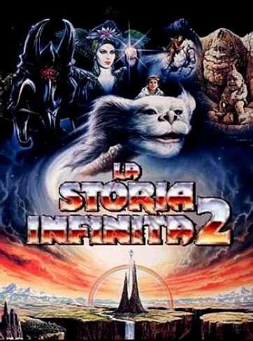 Volante Storia Infinita by La Storia Infinita 2 1989 Filmsenzalimiti