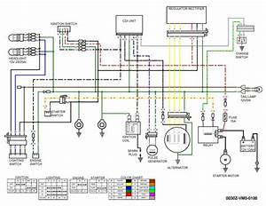 2000 Honda Odyssey Electrical Diagram