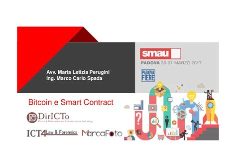 It is simply a matter of what architecture is we, therefore, prefer the security of bitcoin smart contracts for this reason. Bitcoin e Smart Contract