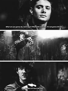 Have to wonder ... Supernatural Asylum Quotes