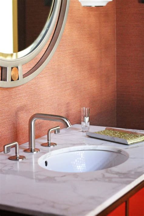 unclog  bathroom sink apartment therapy