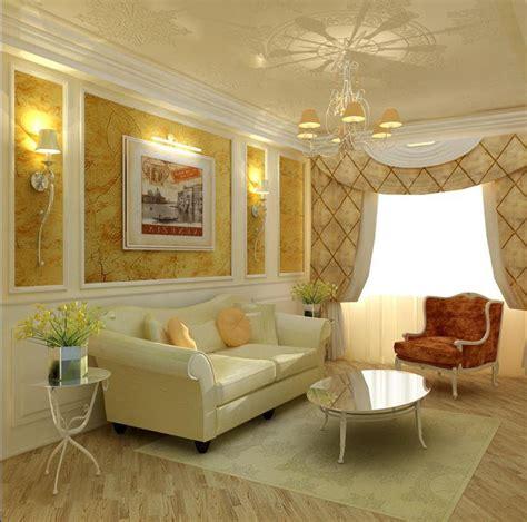hiasan dalaman ruang tamu mewah desainrumahidcom