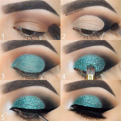 easy step  step makeup tutorials  beginners