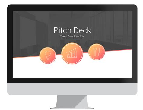 powerpoint change template for entire presentation pitch deck powerpoint template presentationdeck