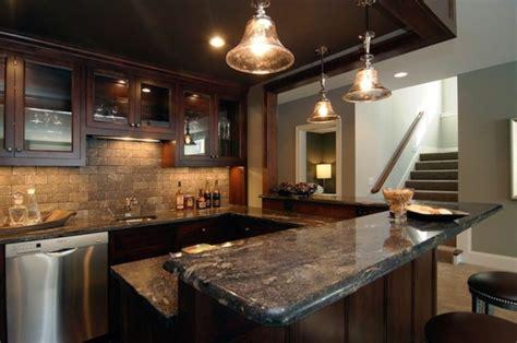 cuisine en marbre cuisine avec marbre noir solutions pour la décoration