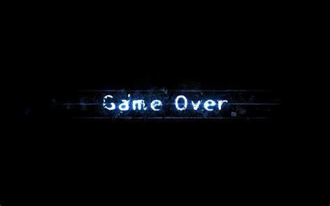 Game Over Wallpaper - WallpaperSafari