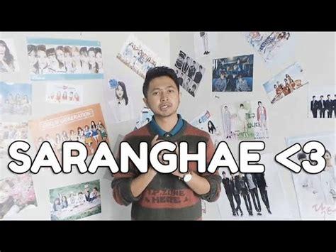 Get in touch with saranghae. Apa Arti Saranghae Bahasa Indonesia - Ikon Love Scenario Versi Bahasa Indonesia Bmen 307 Youtube ...