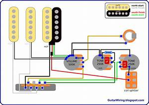 Electric Guitars Wiring Diagrams