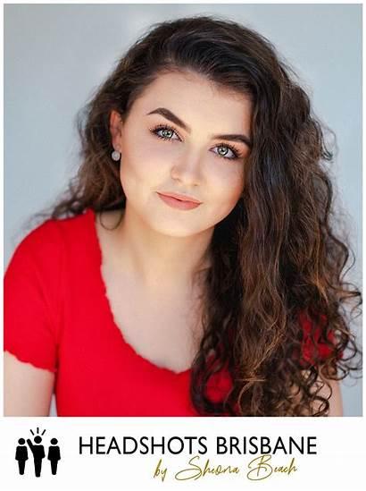 Actor Headshot Headshots Brisbane Louisa Female Sheona