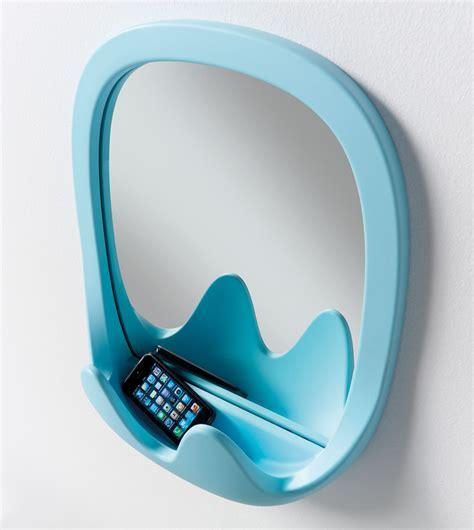 karim rashid: gemma chair   oskar mirrors for B LINE