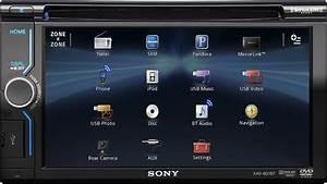 Amazon Com  Sony Xav601bt 6 1