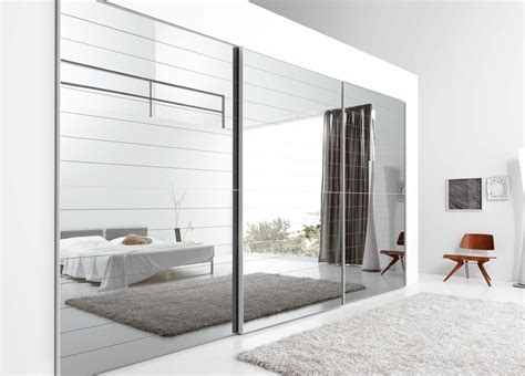 Novamobili Crystal Mirror Sliding Door Wardrobe Mirror