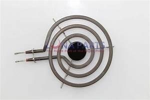 Genuine Oem Ge Cooktop Stove 6 U0026quot  Small Surface Burner Element Wb30x254 Sp12ya