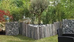 Prix Ardoise Deco Jardin : bordure jardin plastique castorama simple bordure jardin ~ Premium-room.com Idées de Décoration