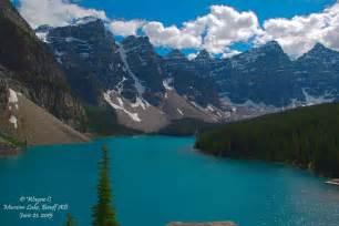 Lake Moraine Alberta Canada Weather