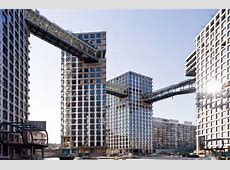 Linked Hybrid Building Beijing Steven Holl China e