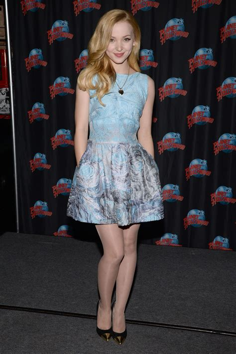 dove cameron planet hollywood times square york hawtcelebs