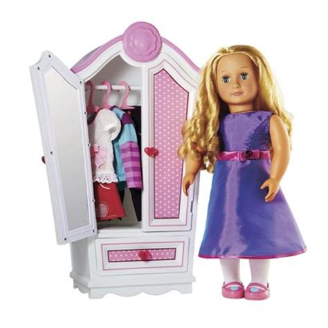Doll Clothes Armoire by Target Daily Deals Our Generation Bundle With Doll