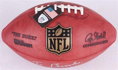 Peyton Manning Signed Official Nfl Game Ball Jsa Coa