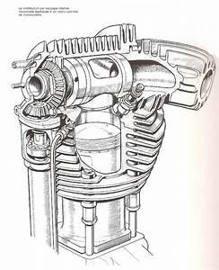 Cylinder Head  U0026 Cam Drive