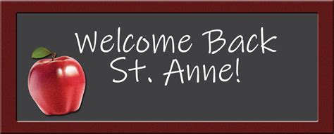 st anne school