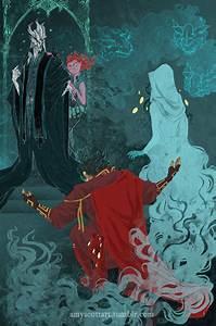 A Digital Shrine to Persephone, amyscottart: Orpheus and ...