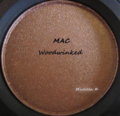 mac cosmetics veluxe pearl woodwinked reviews