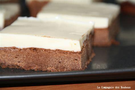gateau chocolat noir et chocolat blanc